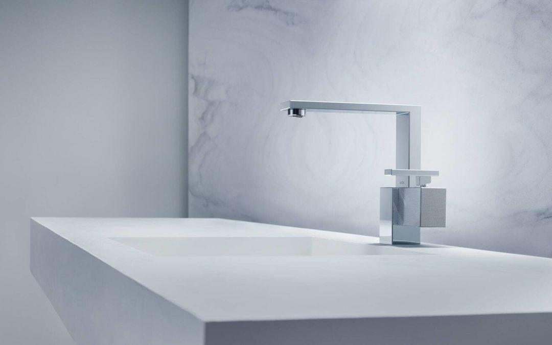 Axor, des robinets de designers pour la salle de bains
