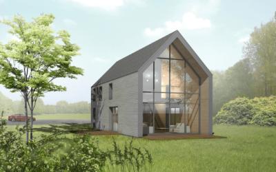 Arteck, un constructeur de maisons en ossature bois innovant