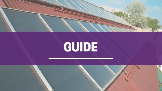 Les systèmes solaires en habitat individuel