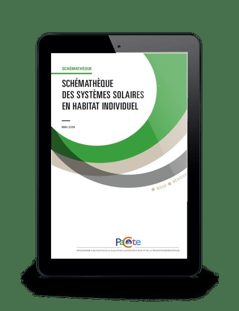 shematheque des systemes solaires en habitat individuel